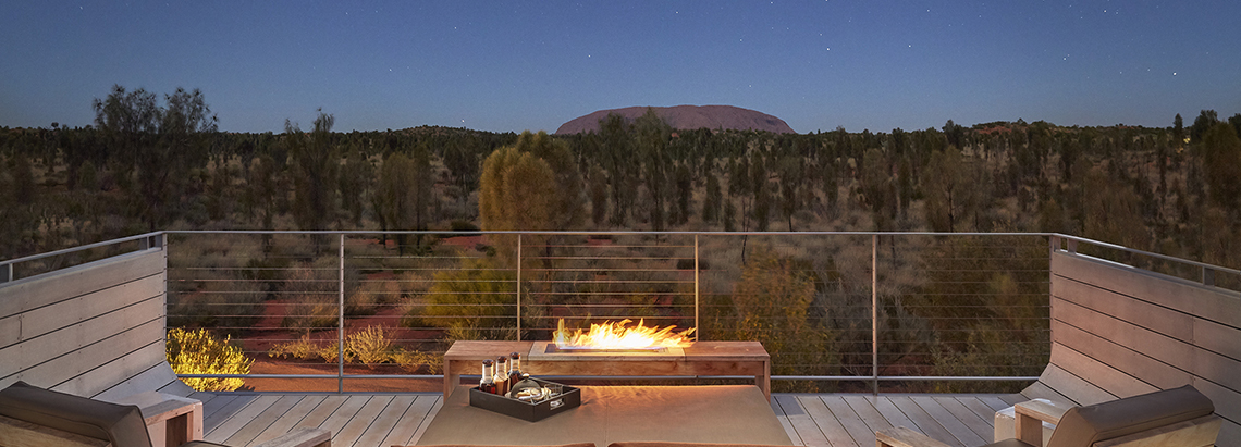 ecosmart fire place uluru outback